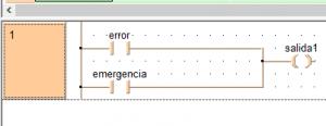 Block diagram of relay. Programming of automats
