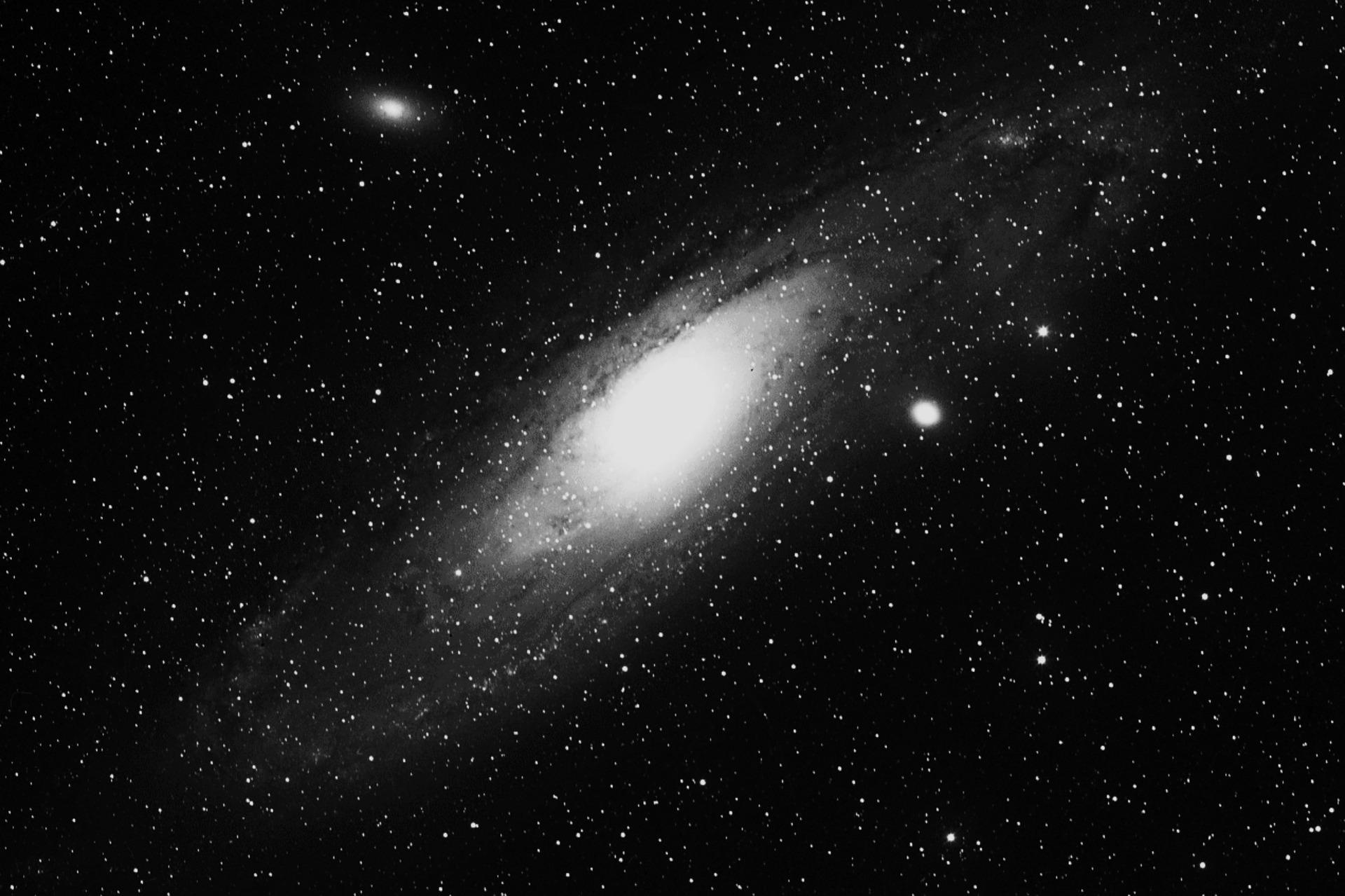 Una foto de Andromeda de 4Gb