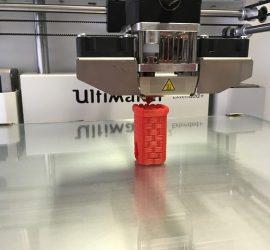 Impresora 3D e industria 4.0