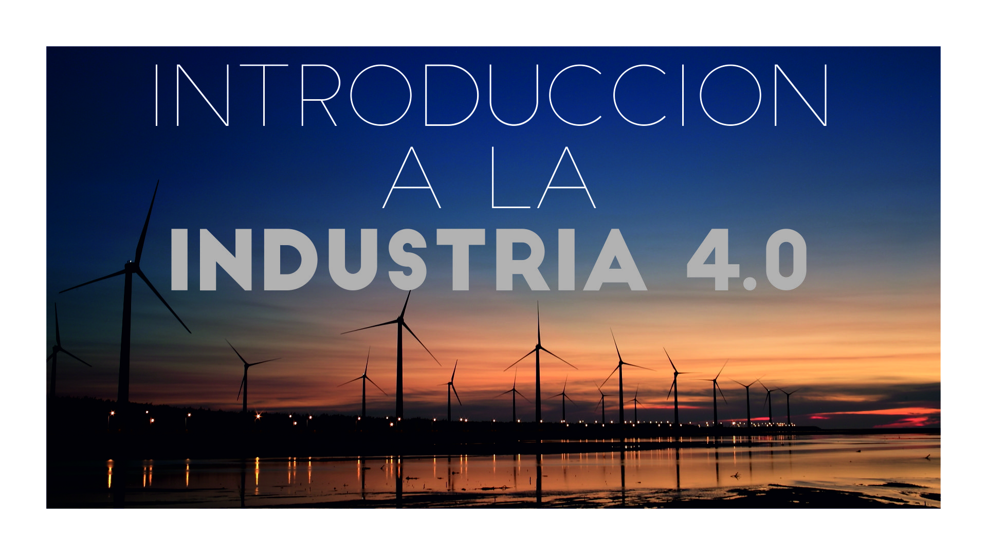 introduccion industria 4.0
