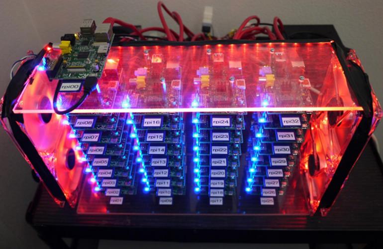 Rasperry Pi Cluster