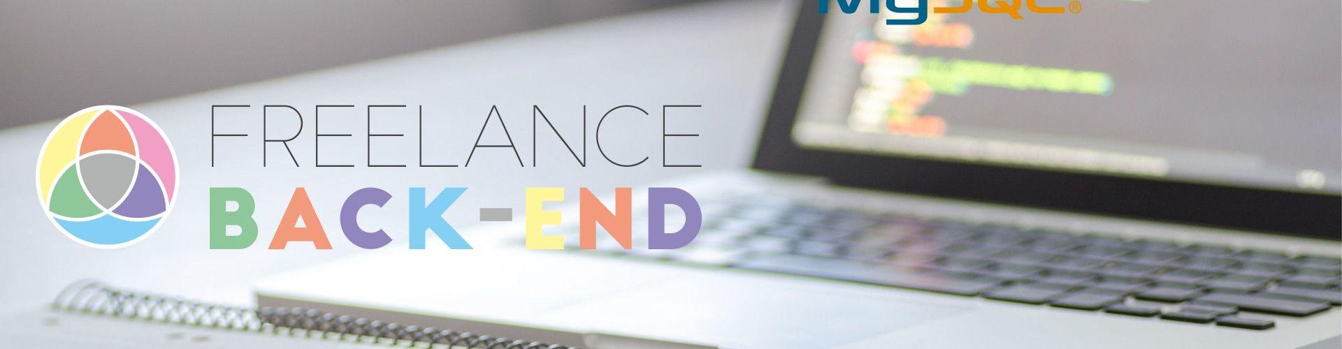 freelance back end programador