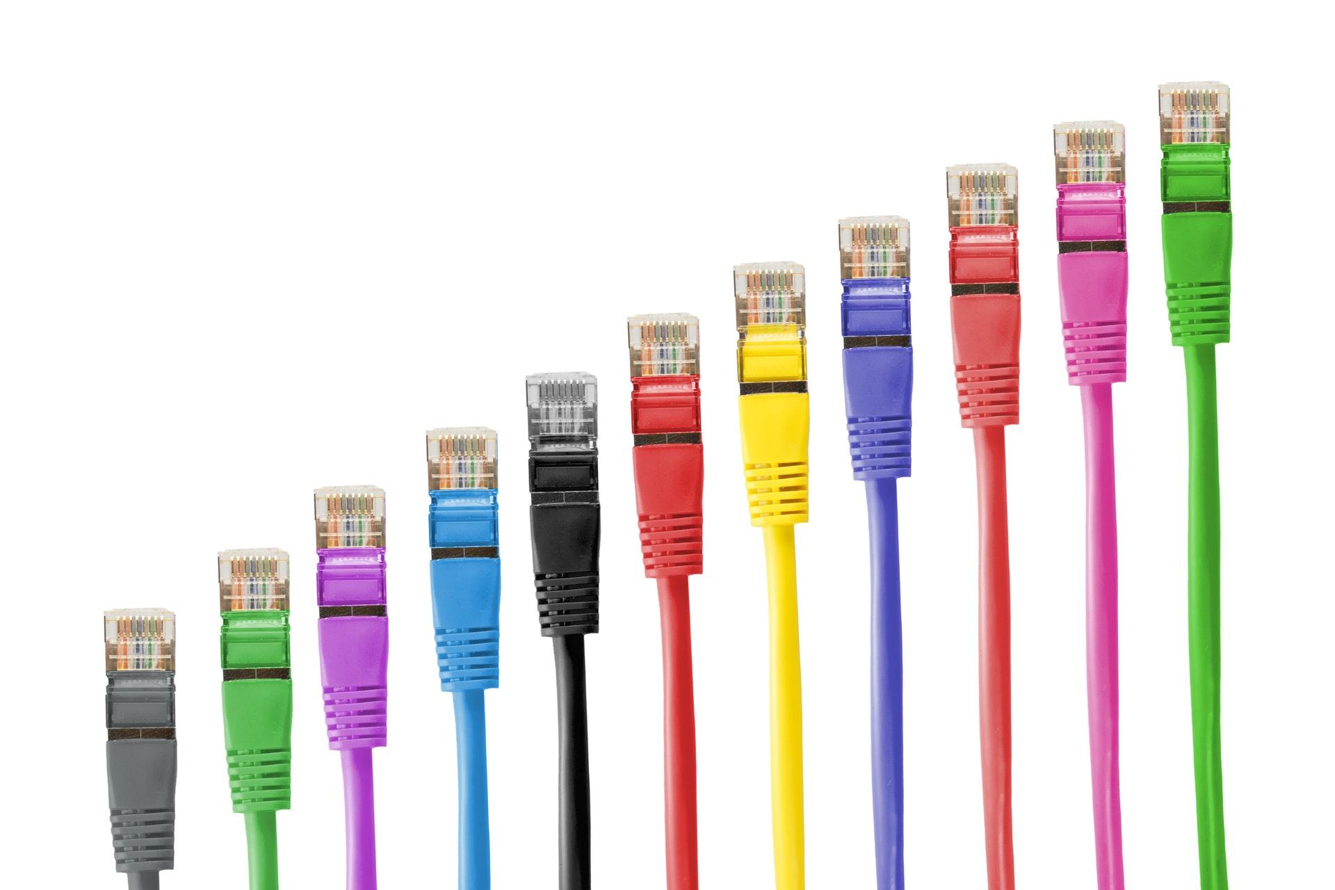 Redes y cables